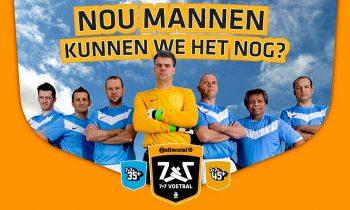 De regionale 35-Plus voetbalcompetitie is weer van start!!