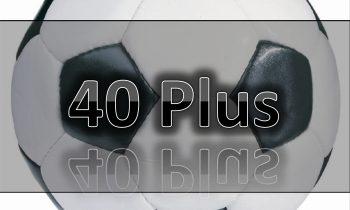 Zaterdag 30 september weer 40-Plusvoetbal