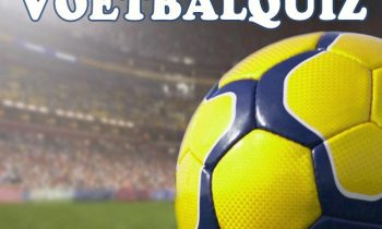 Week van vv Nunspeet: Voetbalquiz 2017